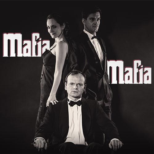 Mafia Mafia - SEK - Krimidinner